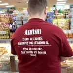 Bacon & Autism - Jane Peck - FB