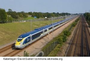 Eurostar - Valero e320