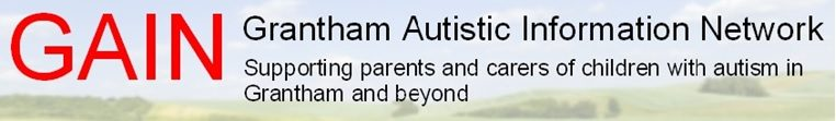 Grantham Autistic Information Network – GAIN